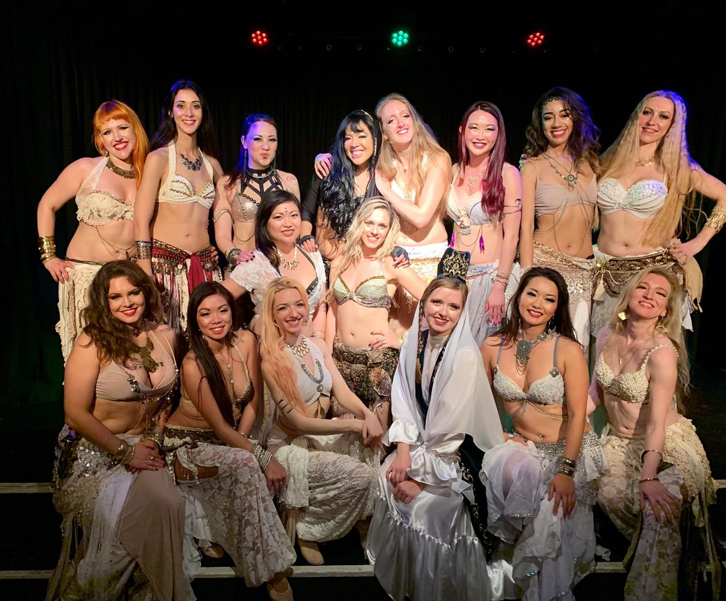 mahira belly dance company